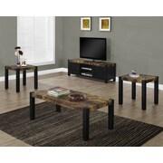Monarch Specialties Inc. 3 Piece Coffee Table Set