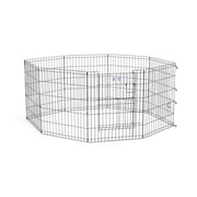 Midwest Homes For Pets Life Stages  Exercise Pet Pen; 30'' H x 24'' W