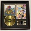Legends of Art The Beatles ''Yellow Submarine'' LP Memorabilia Plaque