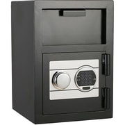 QNN Safe Dual-Lock Depository Safe 1.7 CuFt