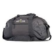 Olympia 11'' Gym Duffel; Gray
