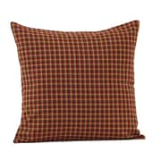 VHC Brands Patriotic Patch Fabric Euro Sham