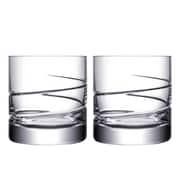 Orrefors Swerve DOF Glass (Set of 2)