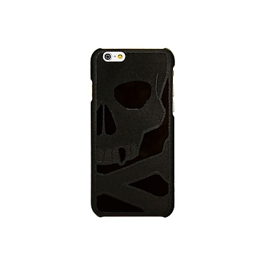 AviiQ Skull Pattern iPhone 6 Plus Phone Case, Smoked