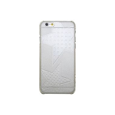 AviiQ Star Pattern iPhone 6 Plus Phone Case, Frosted