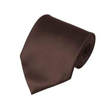 Casual Stylish Slim Necktie, Brown
