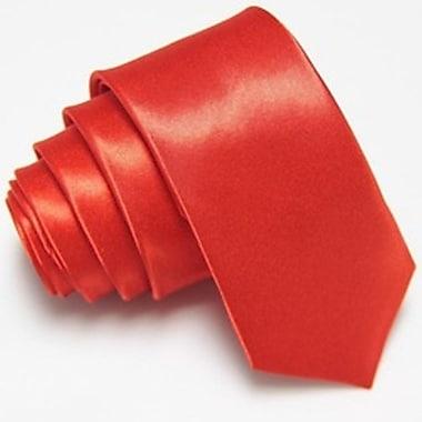 Casual Stylish Slim Necktie, Red