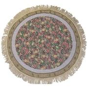 DaDa Bedding Christmas Fiesta Woven Tablecloth