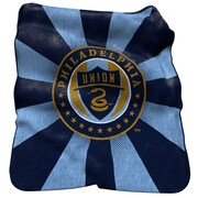 Logo Chairs MLS Philadelphia Union Raschel Throw