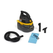 WORKSHOP 2.5 Gallon 1.75 Peak HP Portable Wet / Dry Vacuum