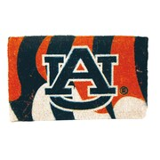 Team Sports America NCAA Auburn Welcome Graphic Printed Doormat
