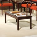 HON Laminate Occasional Table; Mahogany
