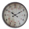 Creative Co-Op Oversized 26.5'' Wall Clock