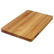 John Boos BoosBlock Chop N' Slice Maple Cutting Board; 20'' H x 15'' W  x 1.25'' D