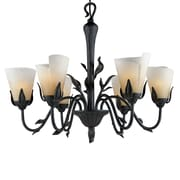 Quoizel YU5149IB Incandescent Chandelier, Imperial Bronze