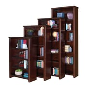 kathy ireland Home by Martin Furniture Tribeca Loft Standard Bookcase; 84'' H x 32'' W x 12.5'' D