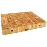 John Boos BoosBlock Rectangular Maple Butcher Block Cutting Board; 36x24