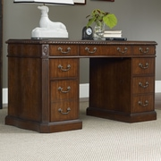 Hooker Furniture Executive Desk with Knee Hole