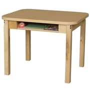 Wood Designs High Pressure Laminate 19'' Desk