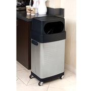 Seville Classics 17-Gal UltraHD Commercial Stainless Steel Trash Bin