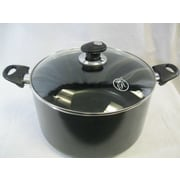 ROYAL COOK Round Dutch Oven; 6 Quart