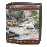 Creative Bath Horse Canyon Resin Basket