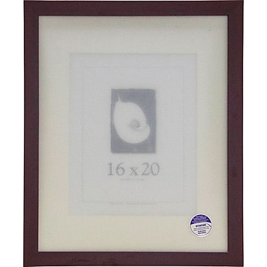 Frame USA Corporate Simple Picture Frame; 16'' x 20''