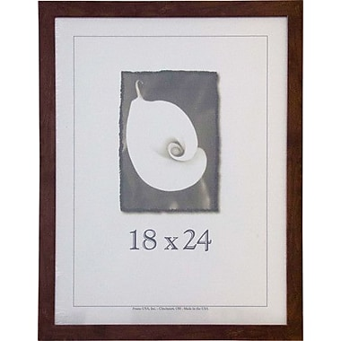 Frame USA Corporate Simple Frame for Matted Pictures; 18'' x 24''
