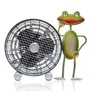 WBM LLC Himalayan Breeze Medium Decorative Frog Fan