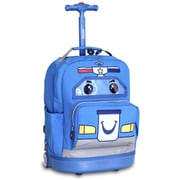 J World Patrol Kid's Rolling Backpack