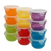 Lock & Lock 24-Piece Food Storage Container Set (Set of 12)