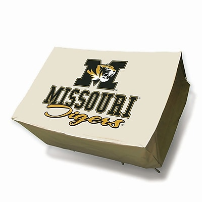 Mr. Bar-B-Q NCAA Round Patio Table Cover
