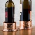 Old Dutch Fez Wine Coasters (Set of 2)