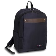 J World Beetle Backpack; Navy