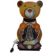 WBM LLC Himalayan Breeze Large Decorative Bear Fan