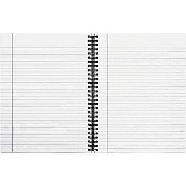 Cambridge® Limited Business Notebook, Refill, 9-1/2