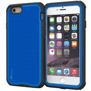 "rOOCASE Versa Tough Armor Case Cover W/Built-in Screen Protector for 4.7"" iPhone 6, Palatinate Blue (RC-IPH6-4.7-VT-BL)"