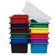 Mahar Creative Colors Creative Cubby Tray; Blue