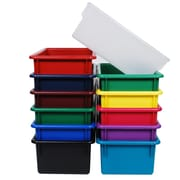 Mahar Creative Colors Creative Colors Cubbie Trays; Dustin Green