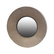 Privilege Beveled Wall Mirror; 20'' H x 20'' W