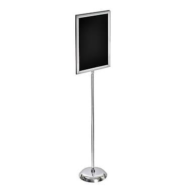 Azar Displays Double Sided Frame Floor Display, 22