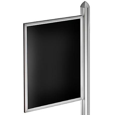 Azar Displays H Slide-in Frame for Freestanding Unit