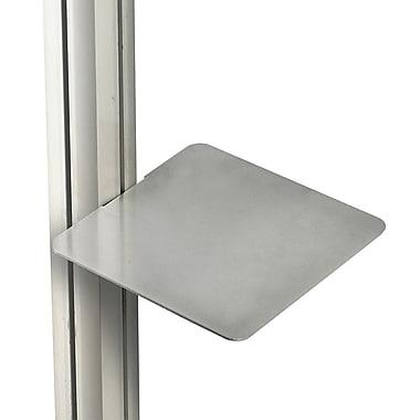 Azar Displays Shelf for Sky Tower Unit, Square