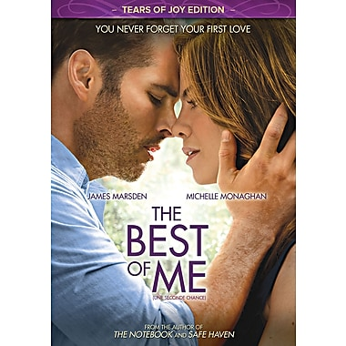 The Best of Me (DVD), anglais