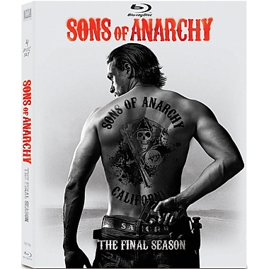Sons of Anarchy : Saison 7 (Blu-ray), anglais