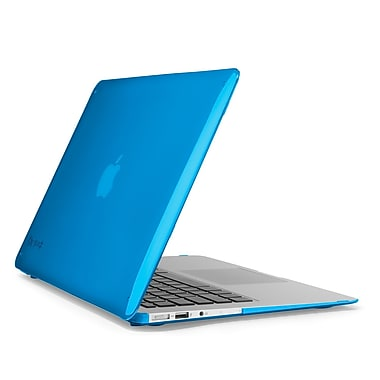 Speck – Étui SeeThru pour MacBook Air, 13 po, bleu intense