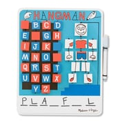 Melissa & Doug Flip to Win Hangman Travel Game