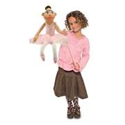Melissa & Doug Ballerina Puppet (Full-Body)