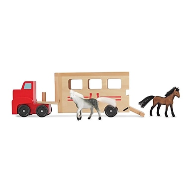 Melissa & Doug Vehicle Playsets