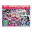 Melissa & Doug Peel & Press Sticker by Number 16 x 12 inch